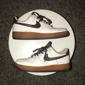 Men's Nike Air Force Ones Size 9